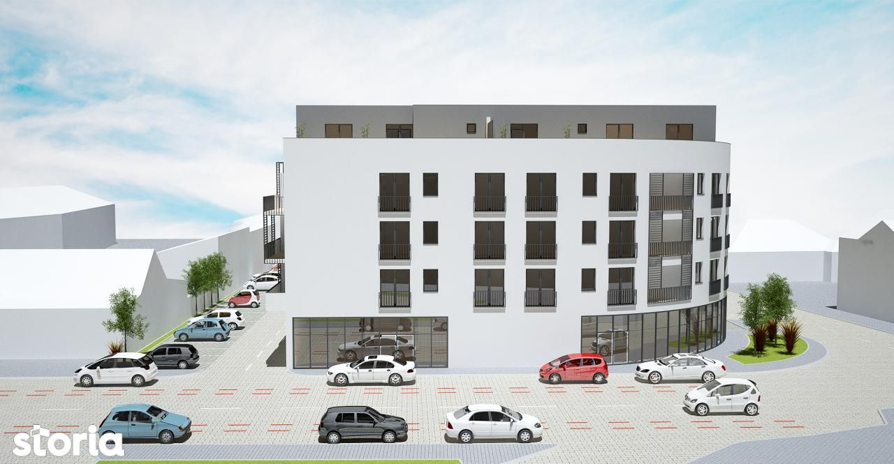 Piața Cluj apartament 3 camere, finisat la cheie!