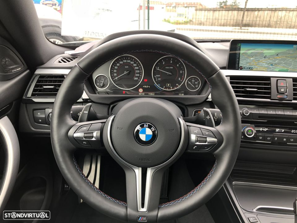 BMW 420 d PACK M Performance 2016 - 11