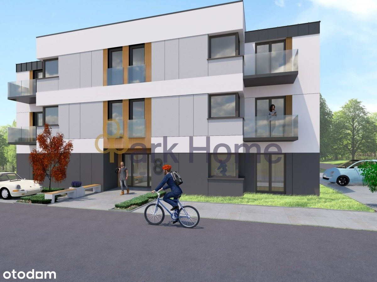 Przedsprzedaż nowych mieszkań przy ul. Warzywnej.