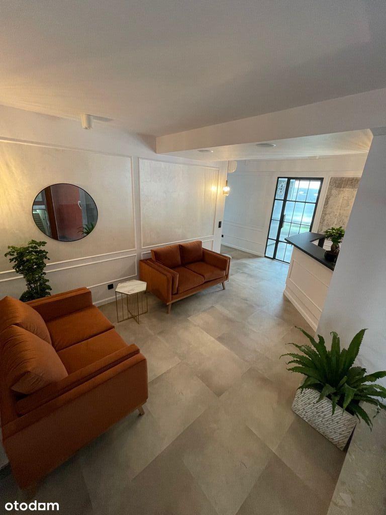 Pokój- gabinet w centrum makijażu permanentnego