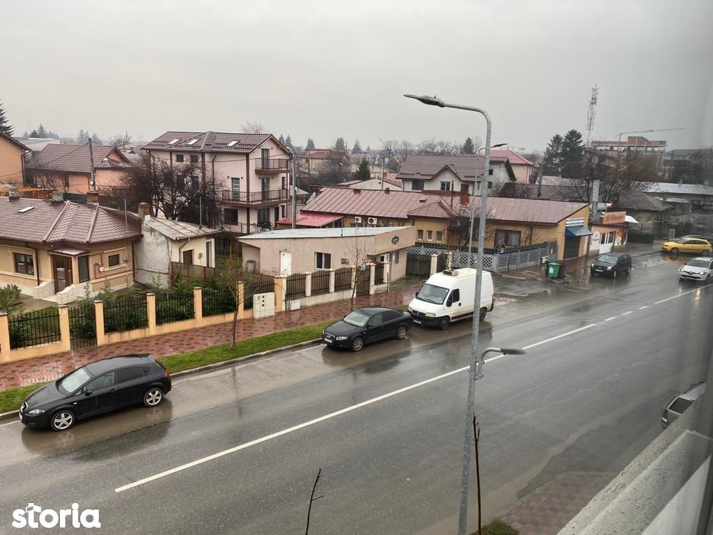 Sos. Oltenitei-stradal langa Primaria Popesti Leordeni