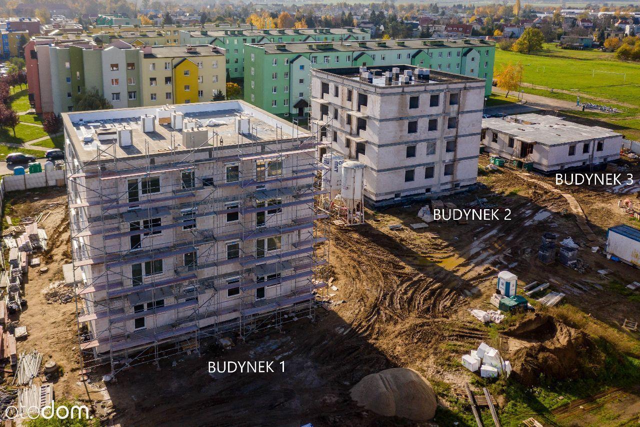 Budowa mieszkań wielorodzinnych-3,mieszkanie nr 14