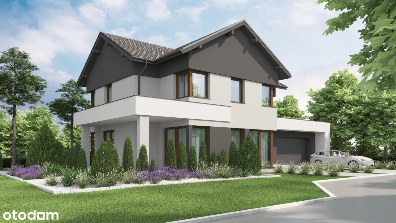 Komfortowy NOWY dom w Nadarzynie - BEZPOŚREDNIO