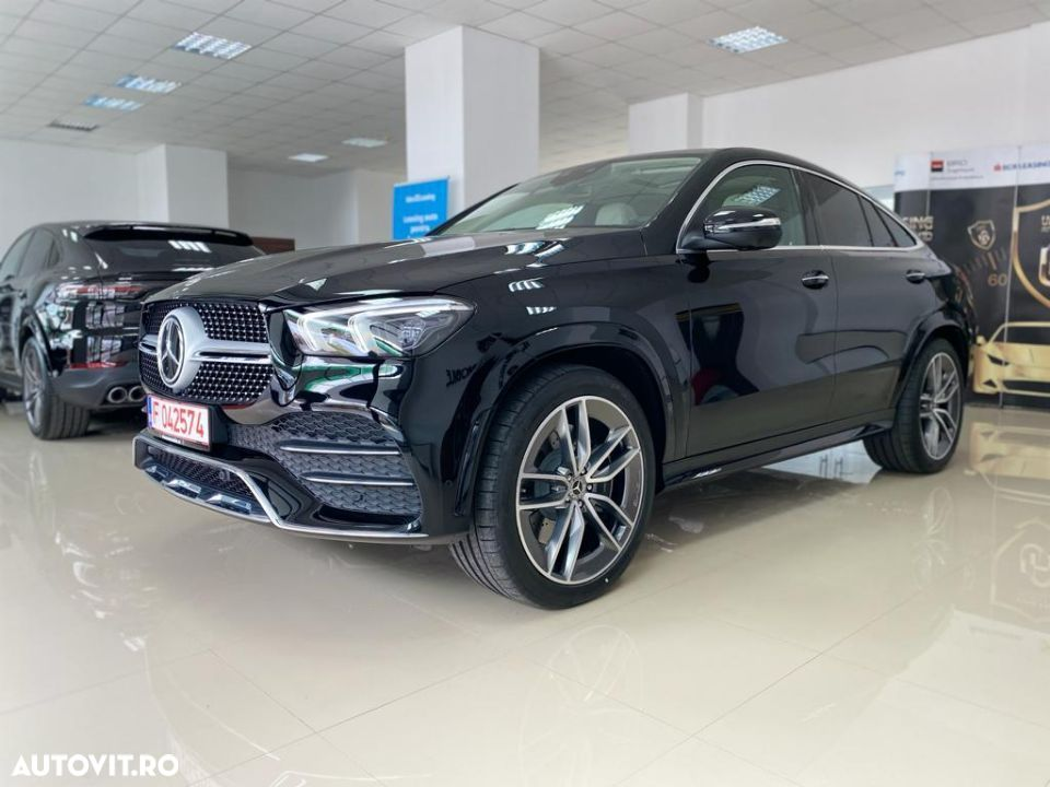 Mercedes-Benz GLE Coupe 400 - 36