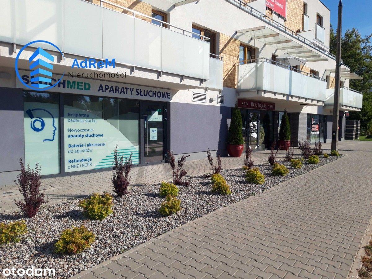 Lokal handlowo - usługowy w Centrum Konstancina