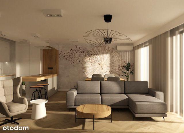 Zabłocie| Luksusowy 4-pok apartament z 2-balkonami