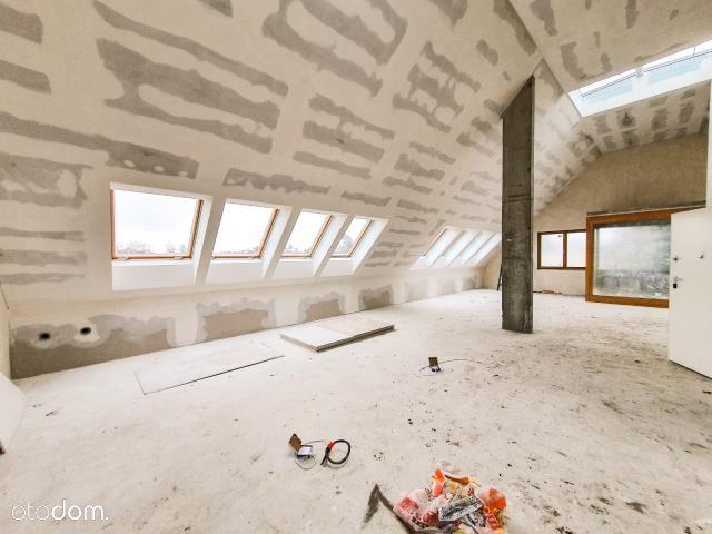nowe komforowe mieszkanie na poddaszu   Borek