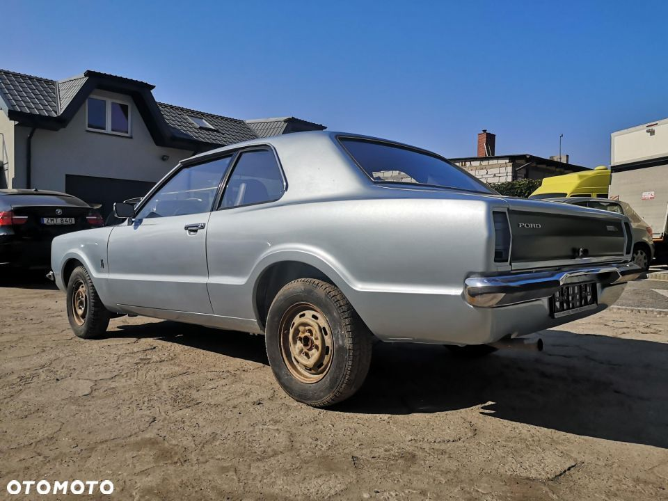 Ford Taunus 1600L coupe - 8