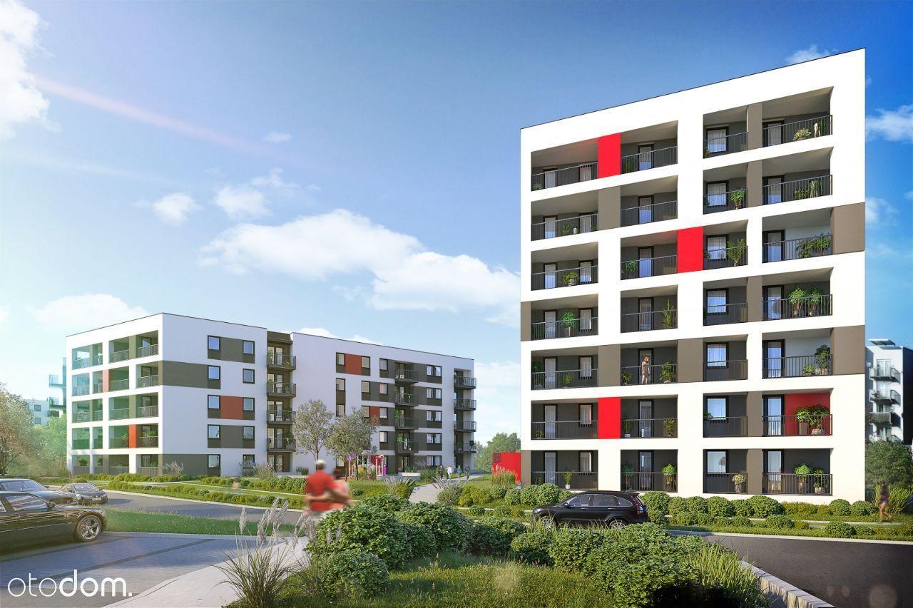 Gotowe mieszkanie w Inwestycji Osiedle Prymasa A18