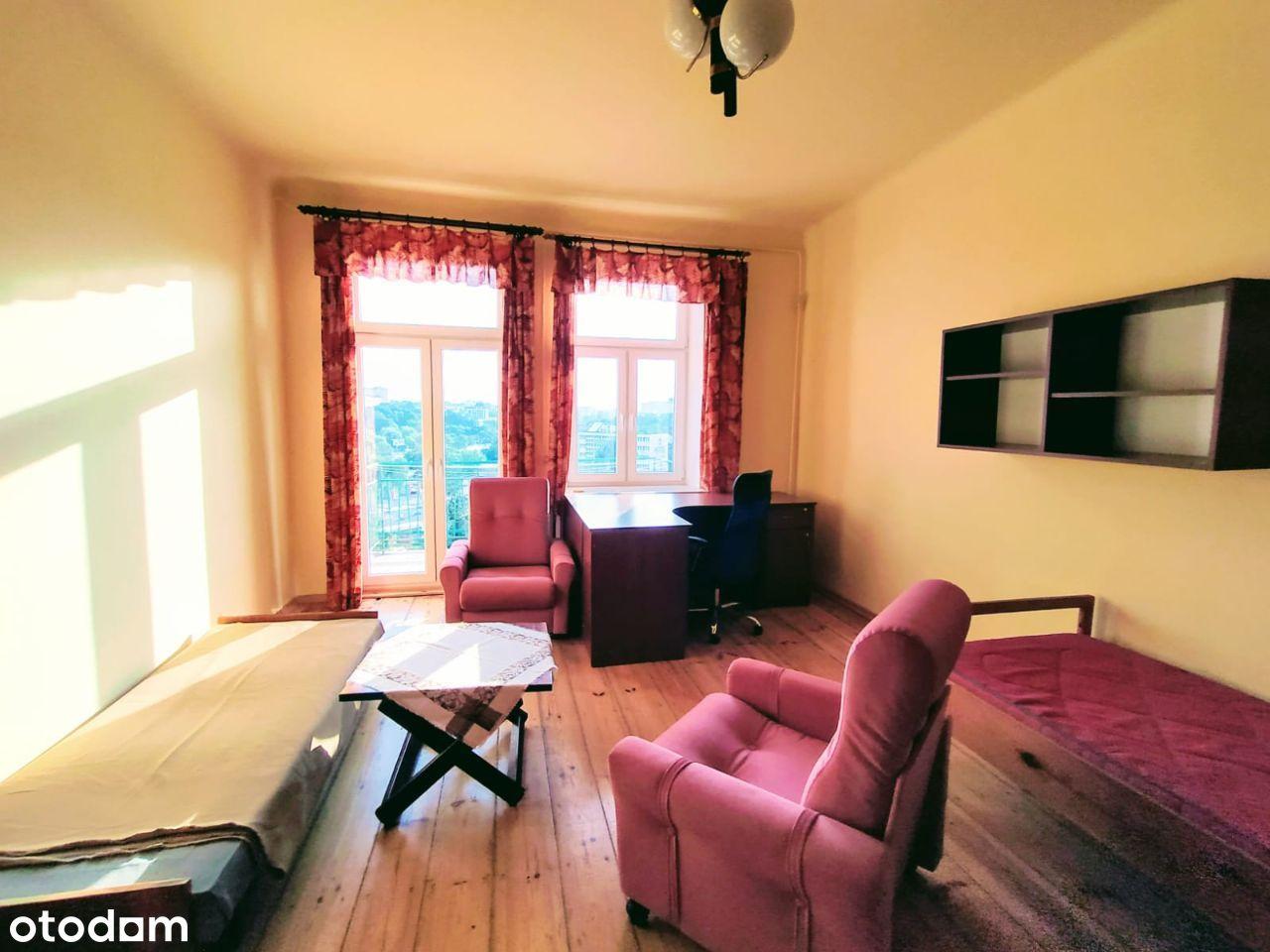 słoneczne mieszkanie w centrum Lublina 97m2