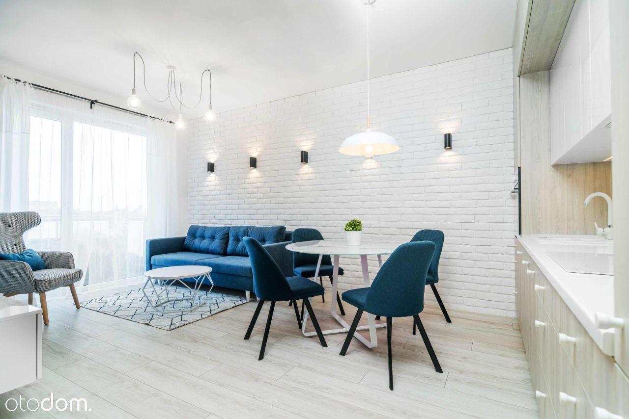 NEW LUX Apartament 3 pokoje, OBORNICKA Garaż