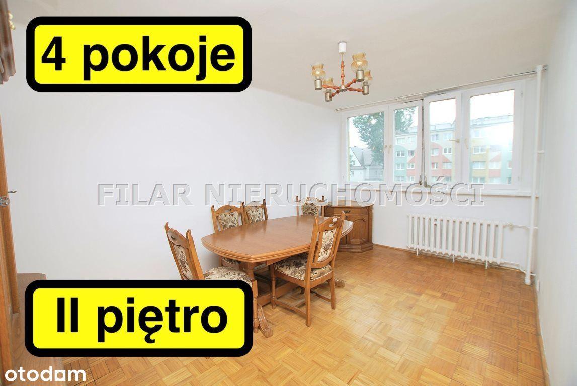 4 pokoje II piętro