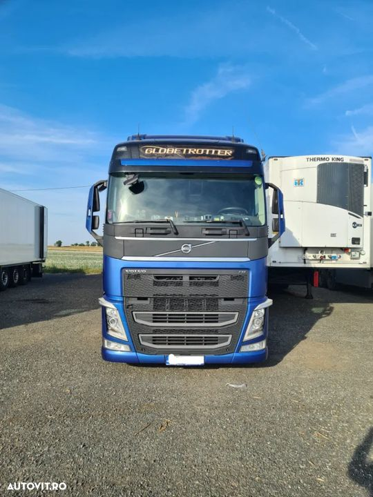 Volvo FH 460 X-Low Complet Pneumatic + SCB - 1