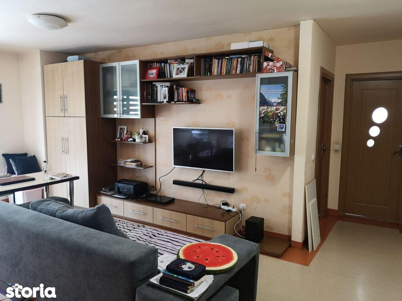 Apartament 3 camere, mobilat si utilat!