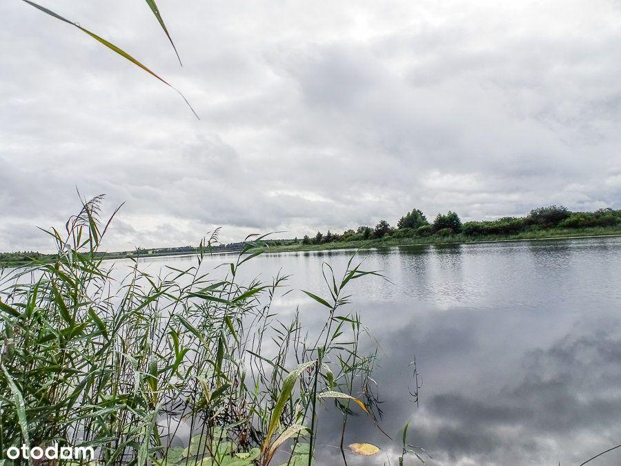 Działka nad jeziorem Wełtyń 1260 m2 130000 zł Mpzp