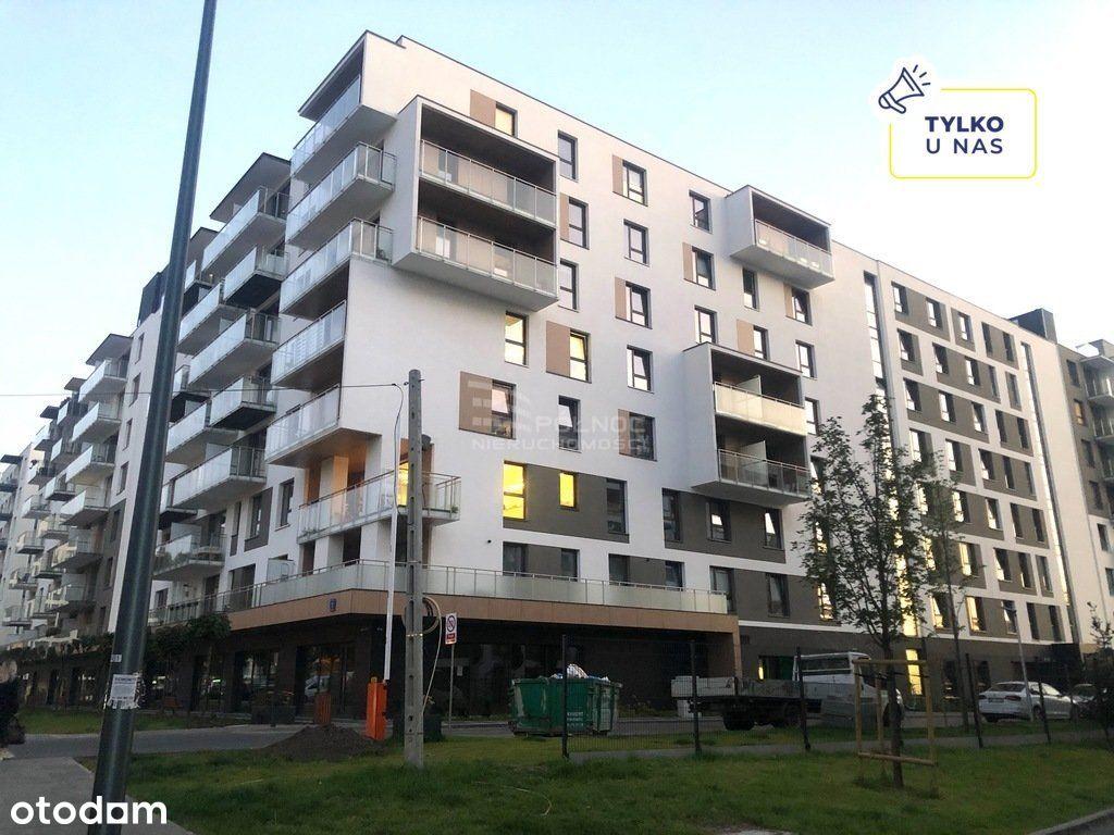 Goleszowska - Wola, 33m2, balkon, Wysoki Standard