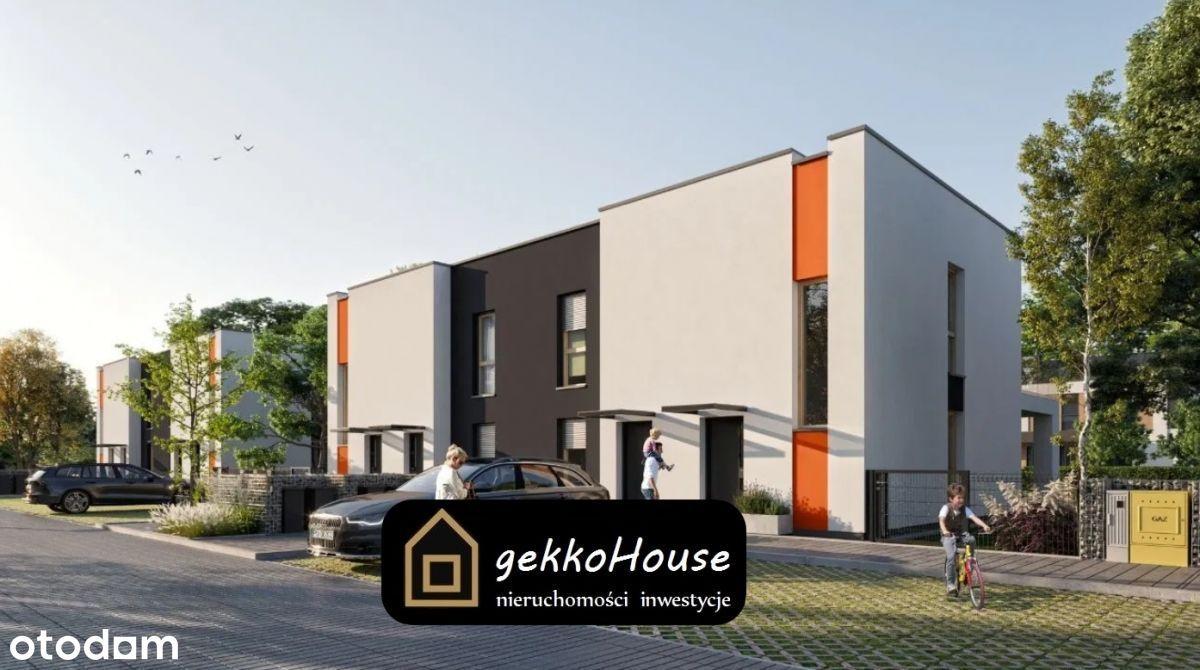 gekkoHouse - Nowoczesne Mieszkania Z Tarasem