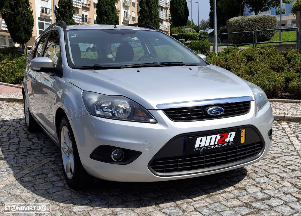 Ford Focus SW Station 1.6 TDCi ECOnetic - 2