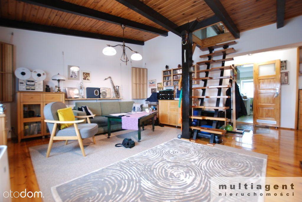 Dwupoziomowe mieszkanie, 3 pokoje Niebuszewo