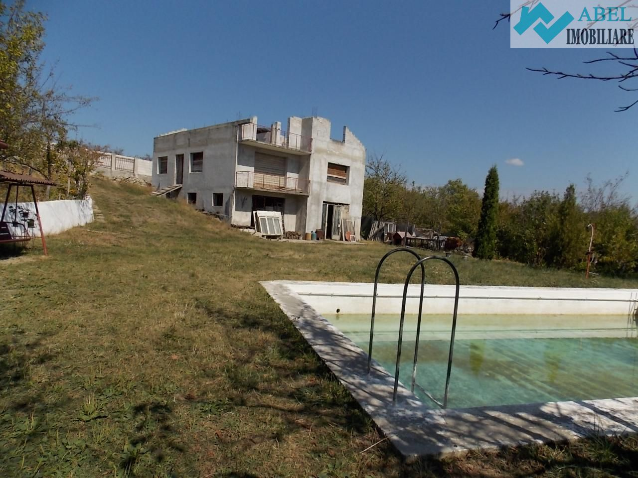 Casa Deva zona Vulcan 1928mp+Piscina