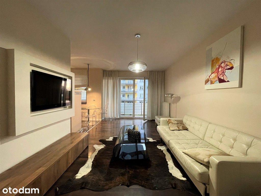 Mieszkanie, 60 m², Łódź