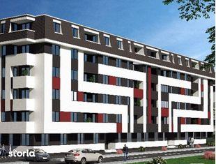 Apartament cu 2 camere finalizat Militari Residence