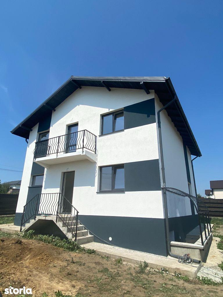 BECI!5 camere!530 mp teren!Vila 125 mp utili,Valea Adanca (Miroslava)