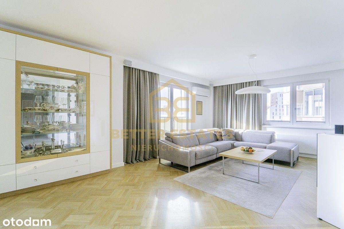 Idealny rodzinny apartament na Górnym Mokotowie
