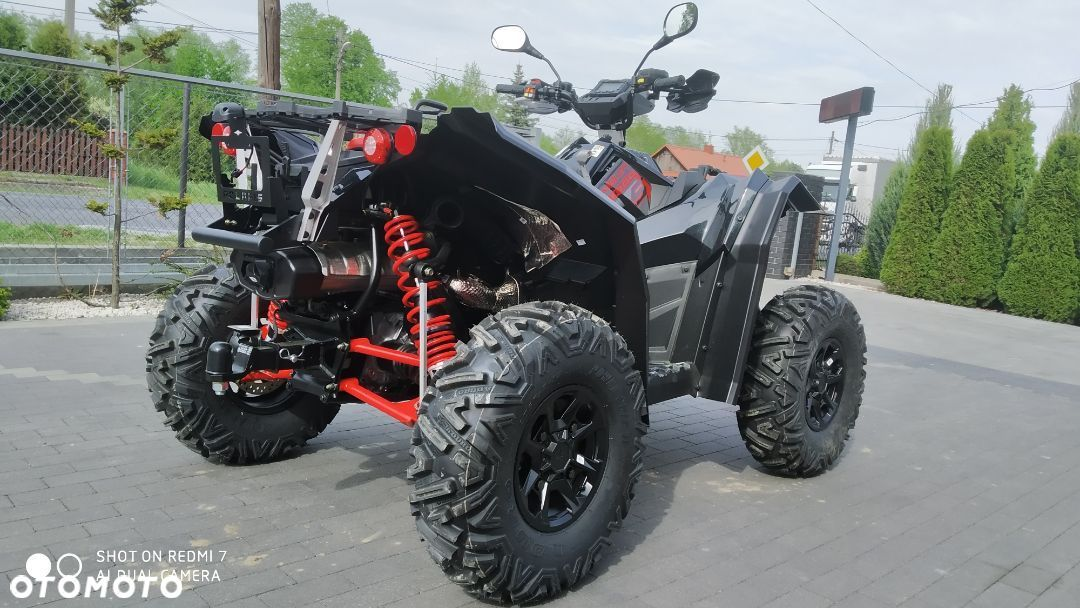 Polaris Scrambler Scrambler xp 1000 S Polaris Dealer MKMOTOCYKLE Mielec - 6