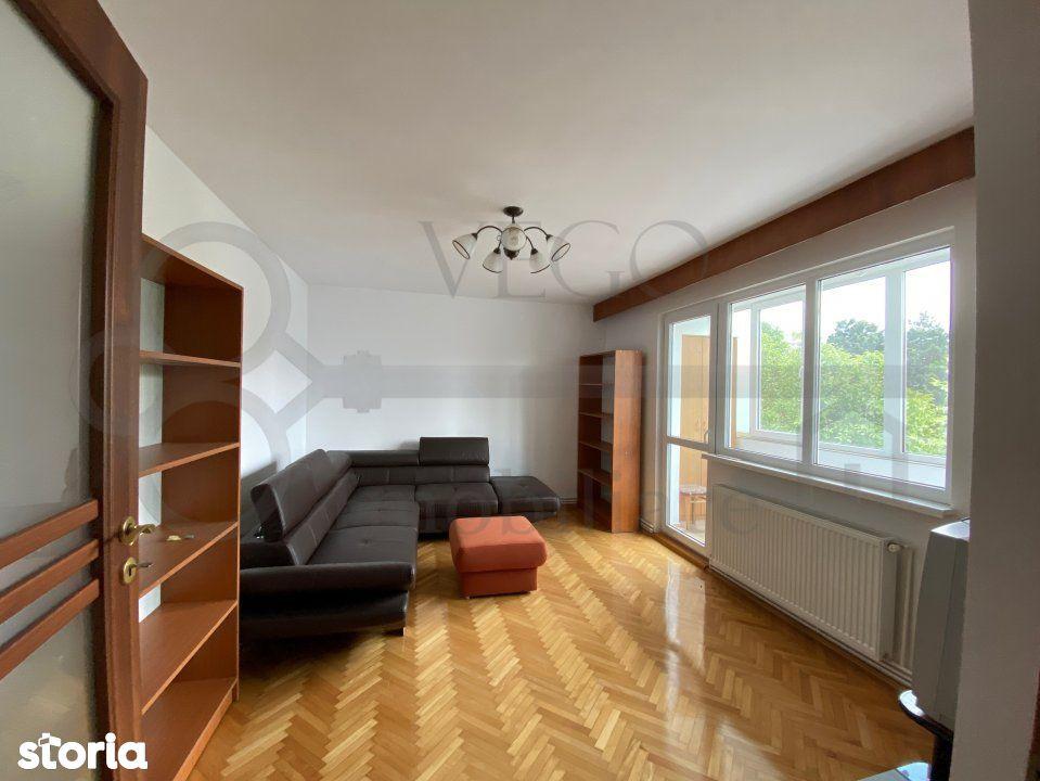 Apartament cu 3 camere decomandat, in Manastur, zona G. Alexandrescu