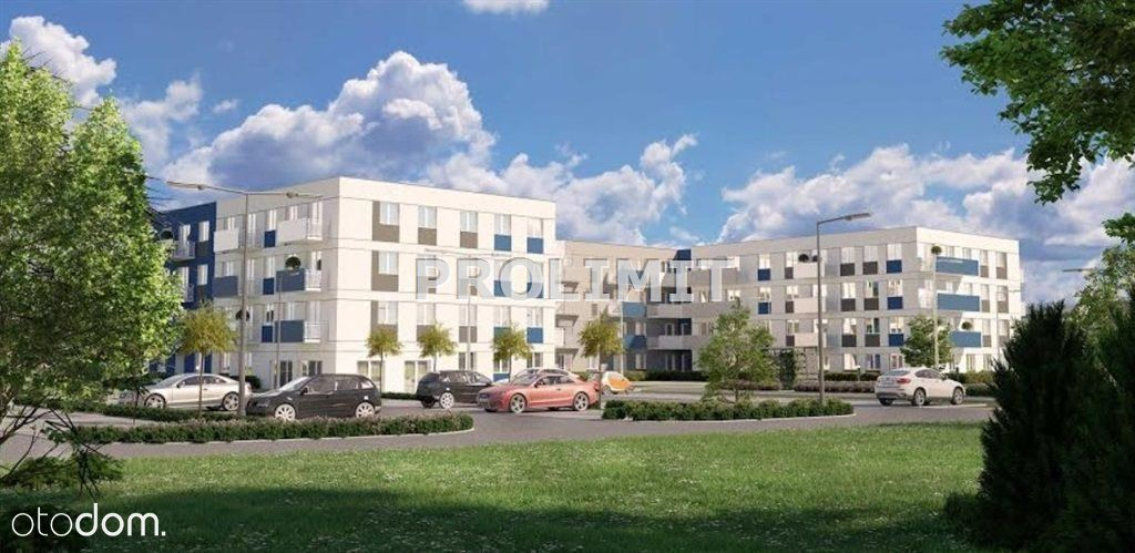 Mieszkanie, 61,41 m², Mikołów