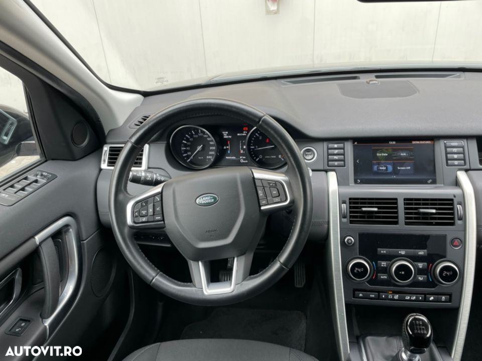 Land Rover Discovery Sport - 18