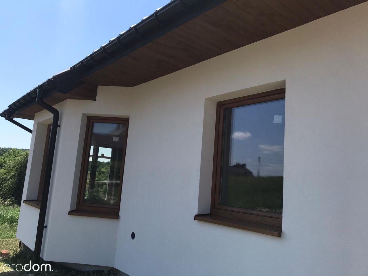 Dom na pięknej działce w okolicy Wieliczki