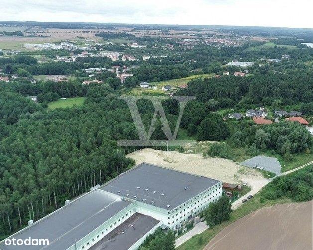 Działka usługowo-mieszkaniowa w Straszynie