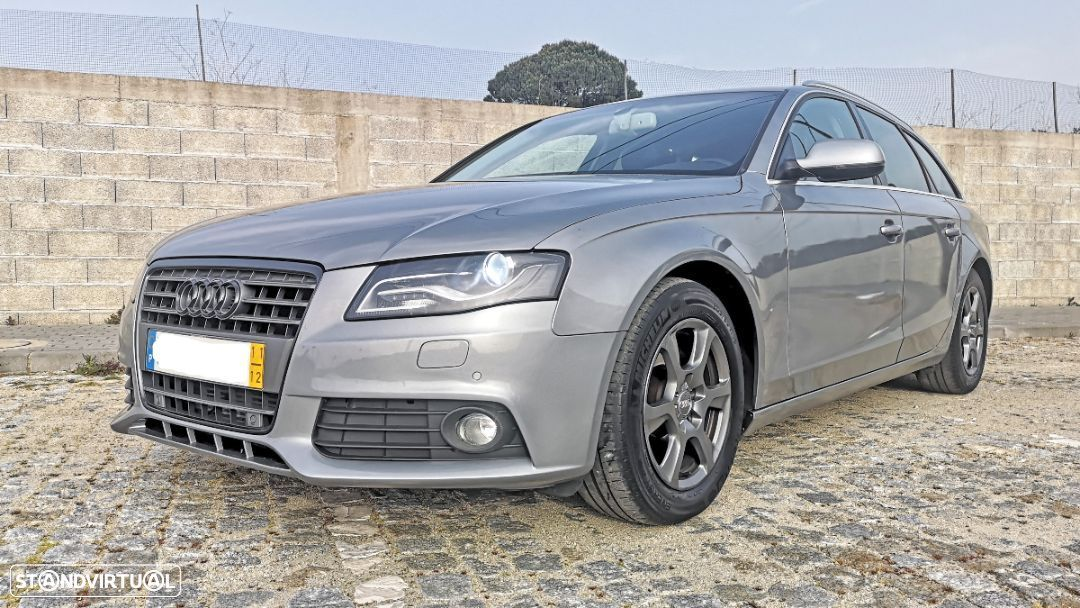 Audi A4 Avant 2.0 TDi Business Line Advance 120g - 2