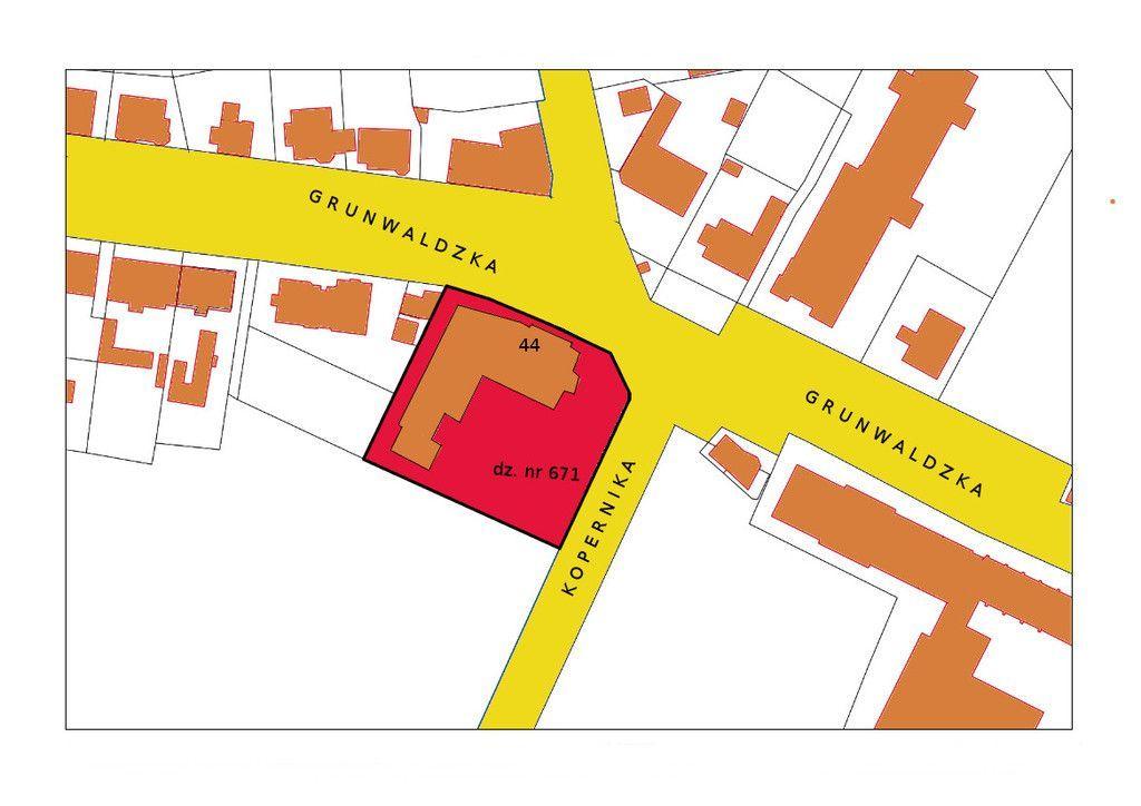 Lokal użytkowy, 2 251,40 m², Białogard