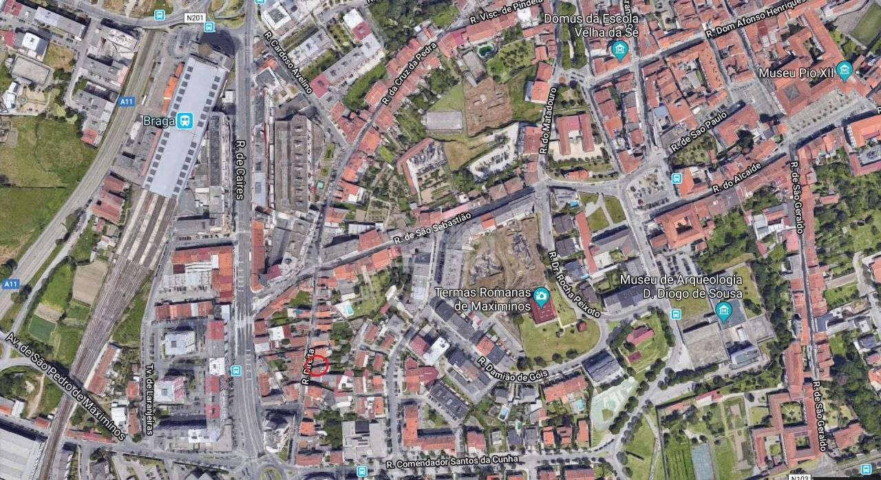 Prédio para comprar, Braga (Maximinos, Sé e Cividade), Braga - Foto 4