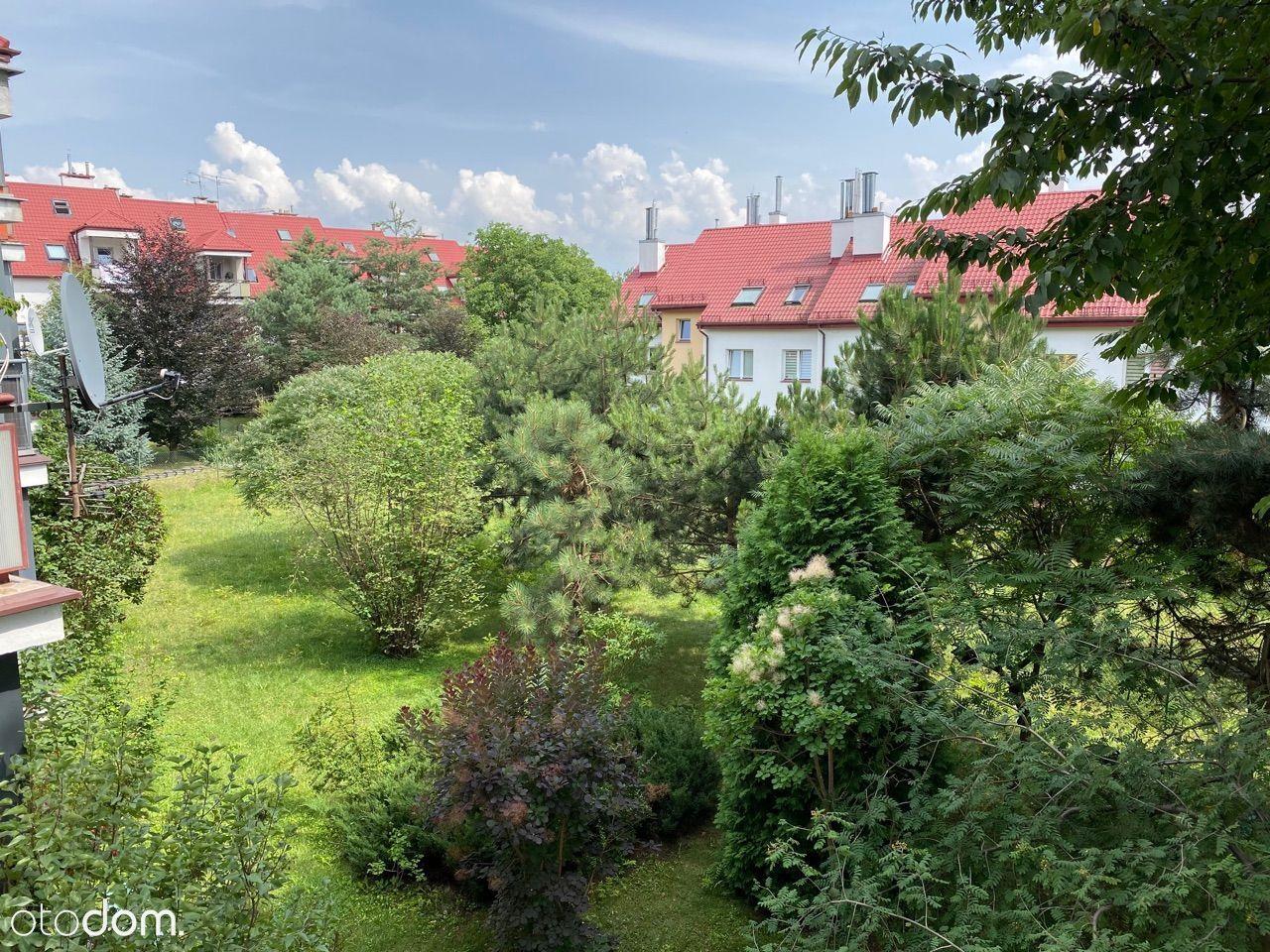 Piękne mieszkanie z ogrodem, tarasem i garażem