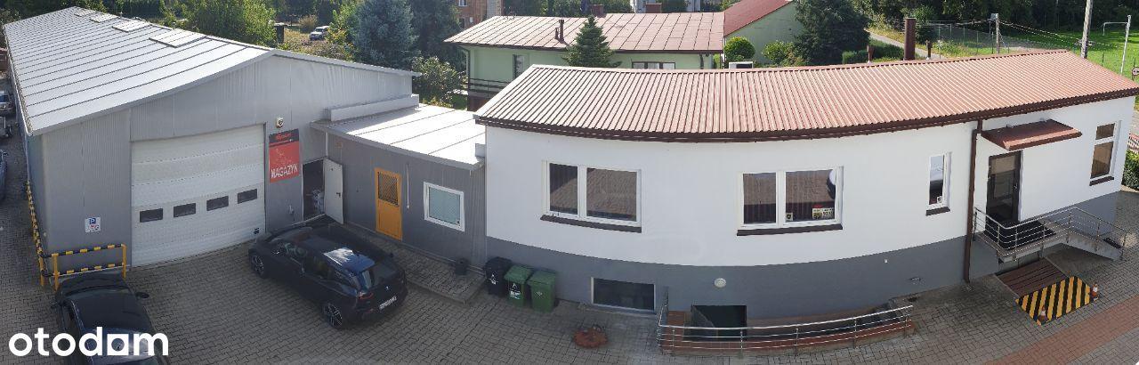 Magazyn 380 + biuro 90m + spocjal 25m Warszawa
