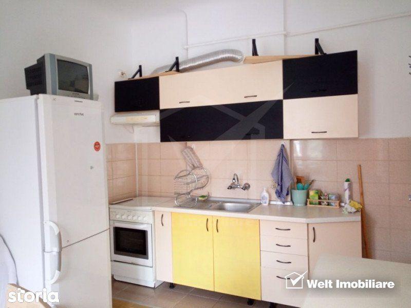 Apartament 1 camera, 36mp, ultrafinisat, mobilat, la casa, zona Paris