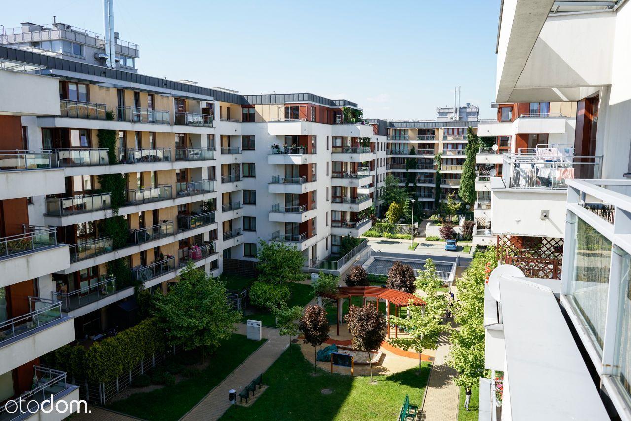 2 pokojowe mieszkanie 53m Osiedle Europejskie KRK