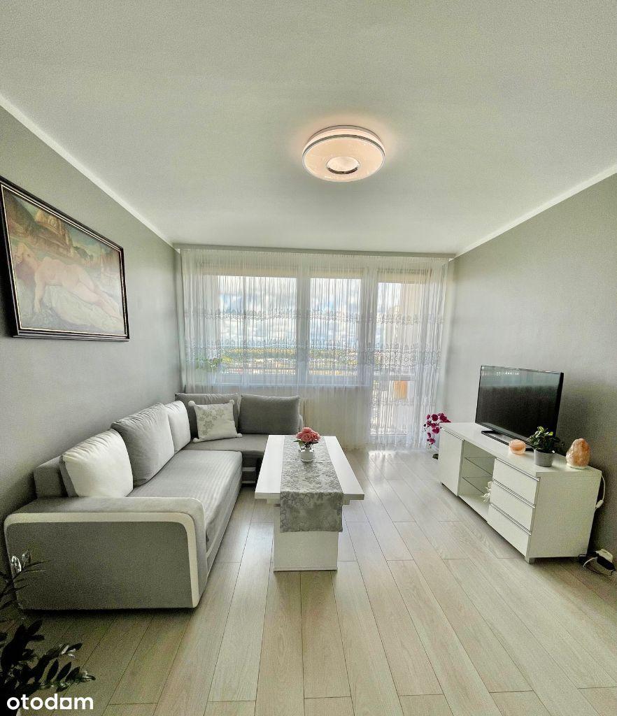 Mieszkanie 3 pokojowe 55 m² balkon obok Malty