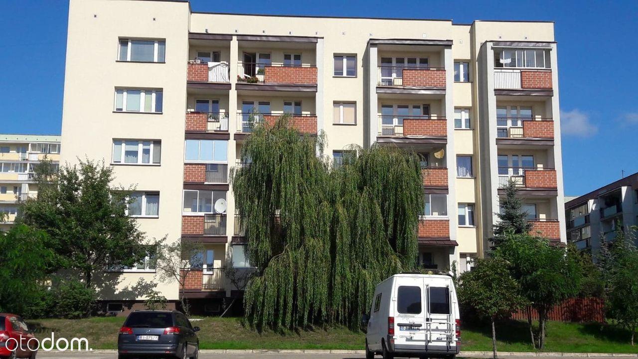 Przestronne, ustawne, 2-pokojowe mieszkanie