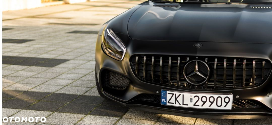 Mercedes-Benz AMG GT Mercedes Amg GTS Coupe Europa bezwypadkowy - 35