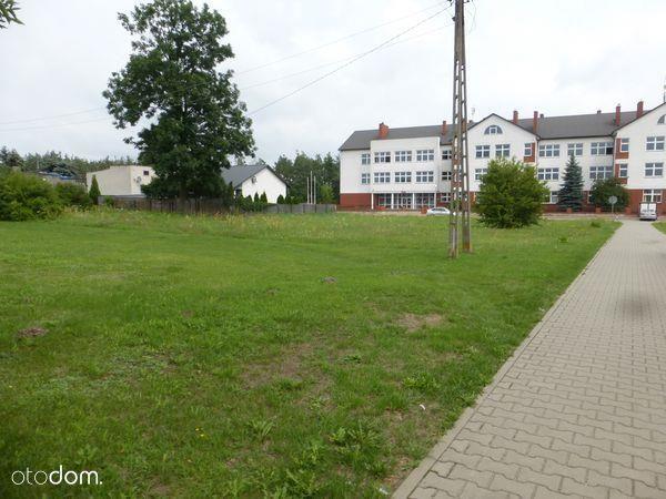 Działka, 925 m², Skaryszew