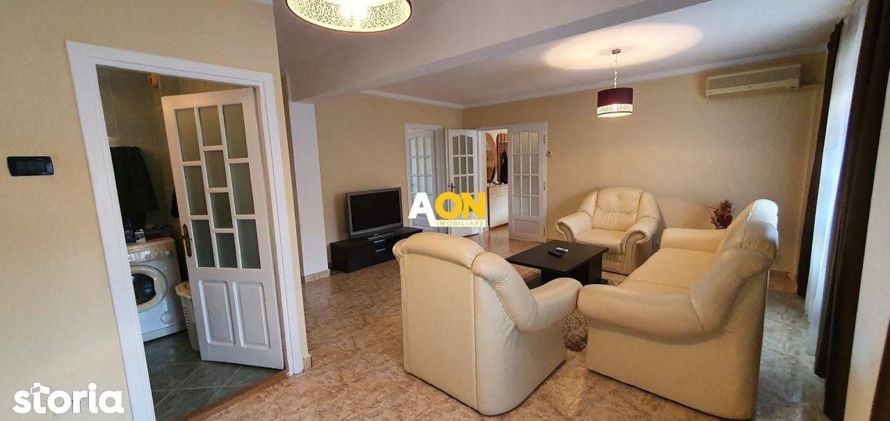 Apartament 4 camere, mobilat, utilat, etaj 1, OMV Cetate