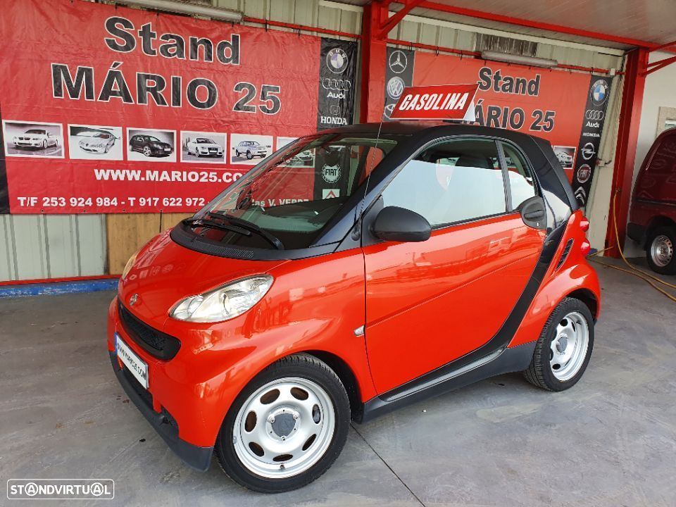 Smart ForTwo 1.0 Pure 61 - 7