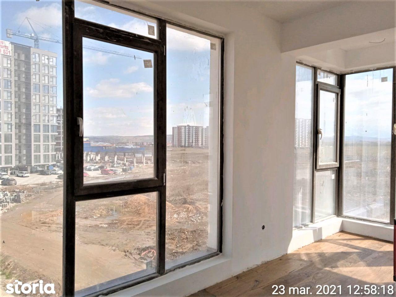 Azure Residence Apartament finisat + Garaj Inclus, Apartament 3 camere