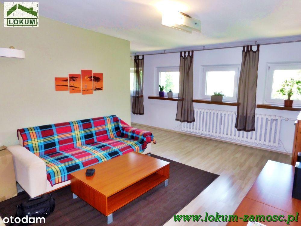 Mieszkanie M 3 Zamość ul. Peowiaków 53 m2