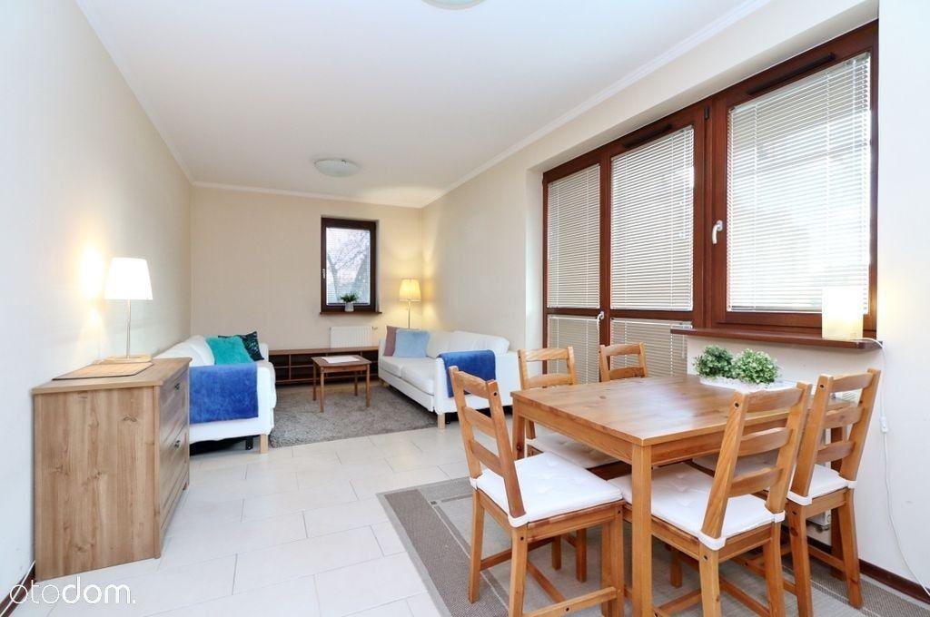 Umeblowane 2-pokojowe z balkonem 15m